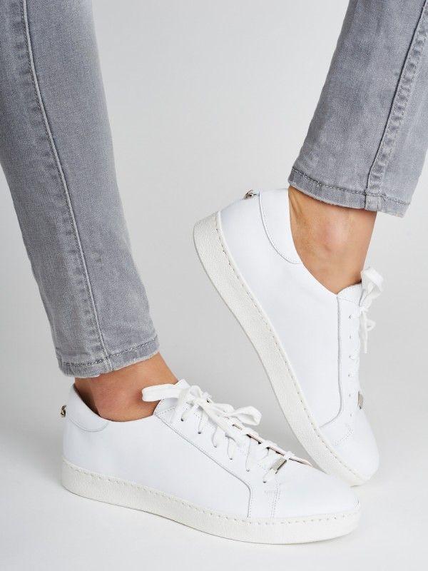 Polbuty Damskie Rylko Producent Obuwia Shoes White Sneaker Sneakers