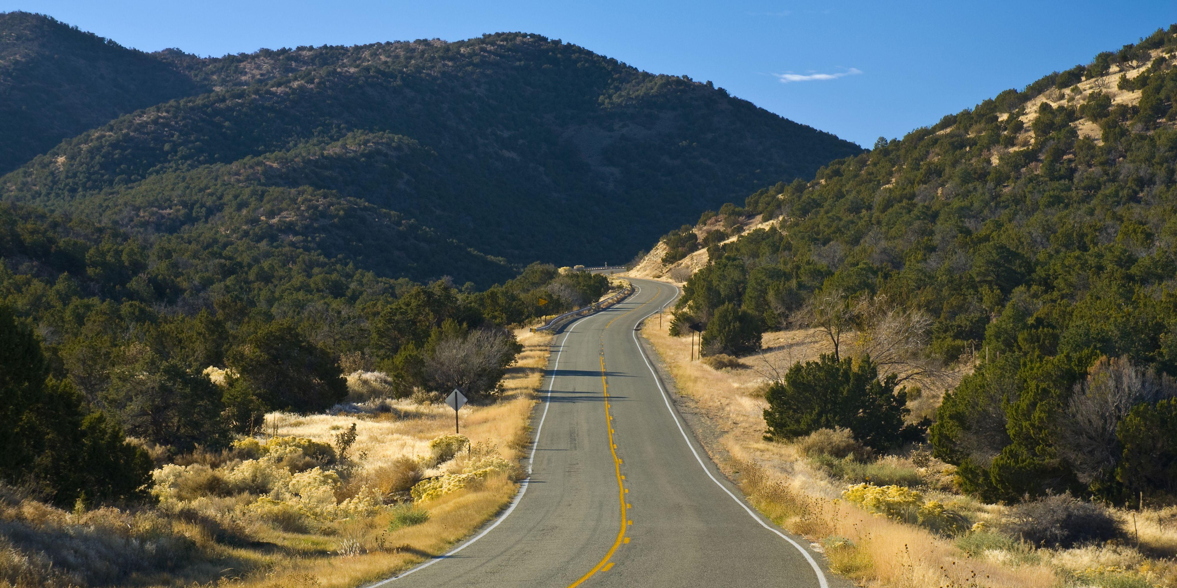 Turquoise Trail - Albuquerque and Santa Fe