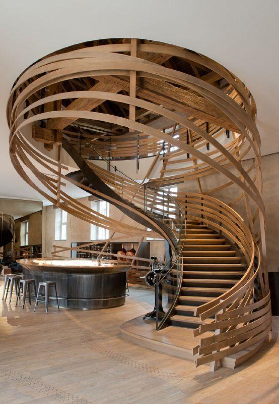 25 unique staircase designs to take center stage in your home staircase design center stage and staircases