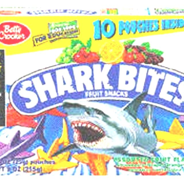 The great white ones were the best!