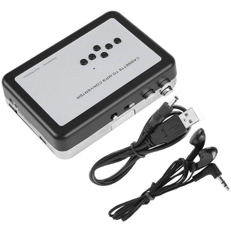 Usb Mp3 Cassette Capture To Mp3 Usb Cassette Capture Tape