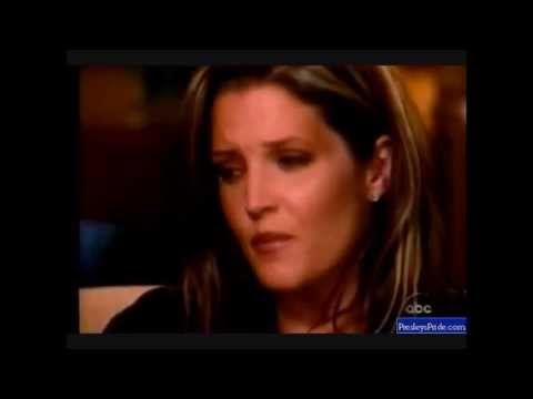 Lisa Marie Presley discusses her father Elvis - YouTube