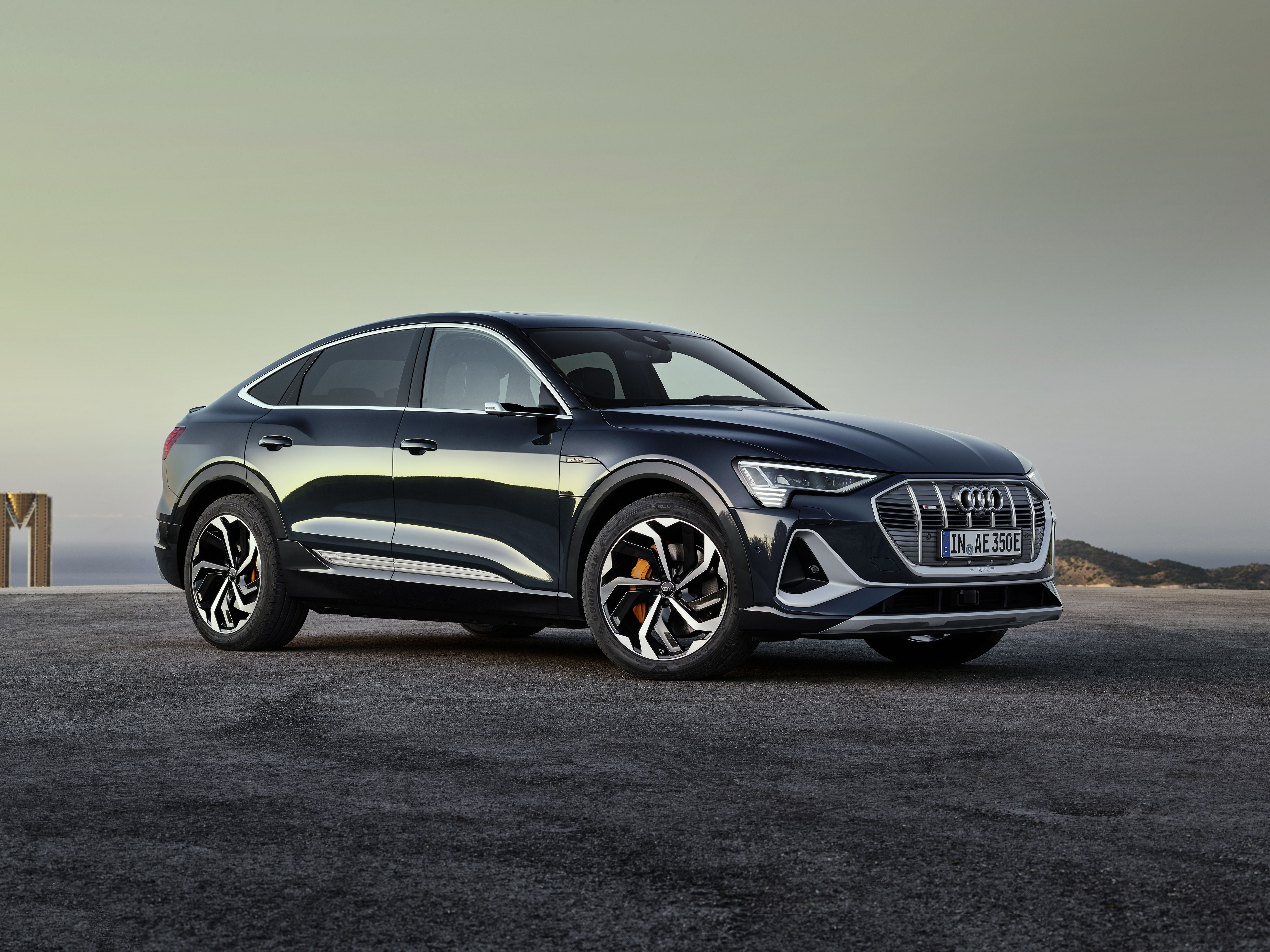 The Audi ETron Sportback Just The Latest Coupe SUV