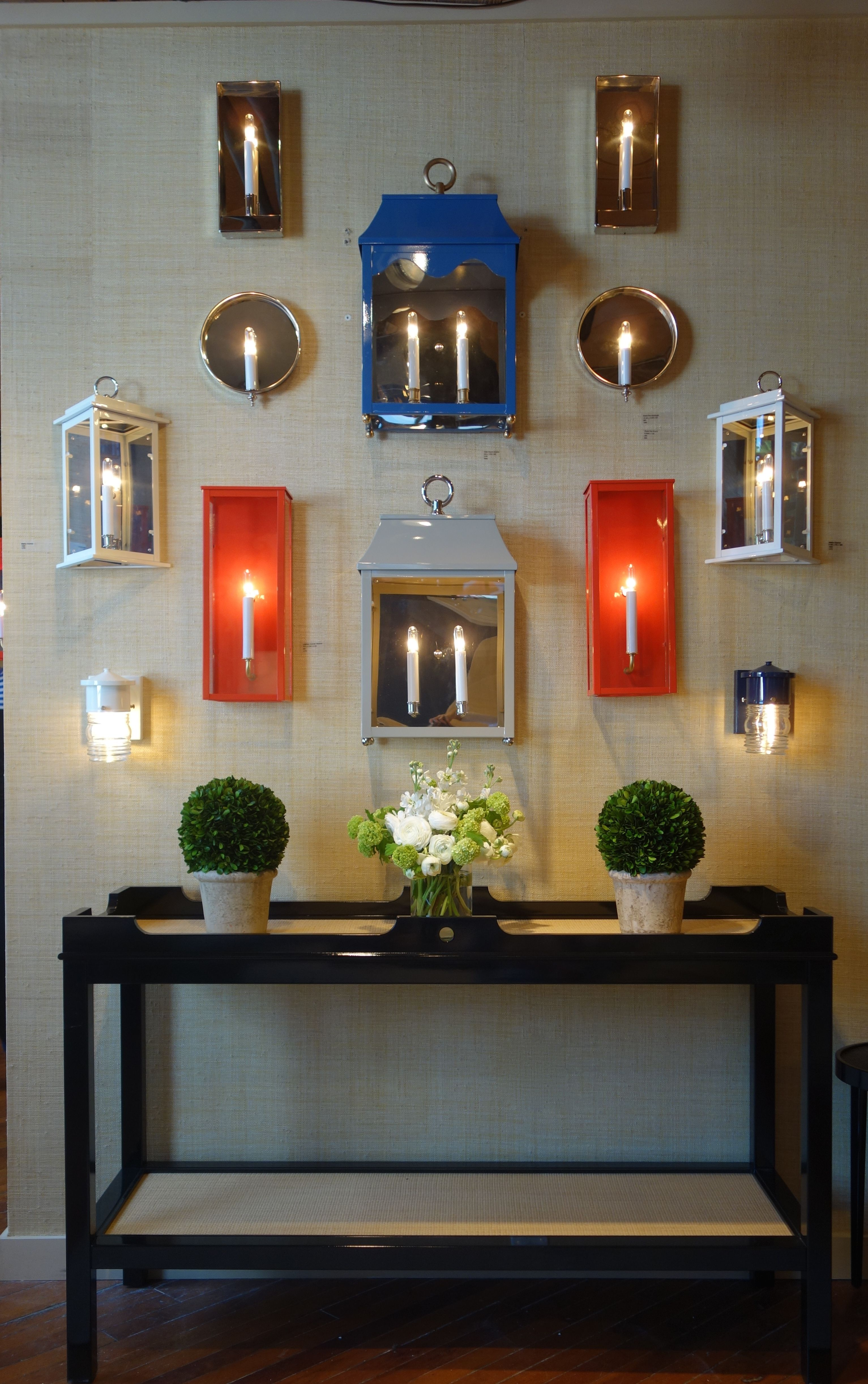 oomph Sconce wall at High Point & oomph Sconce wall at High Point | lighting | Pinterest | High point ...