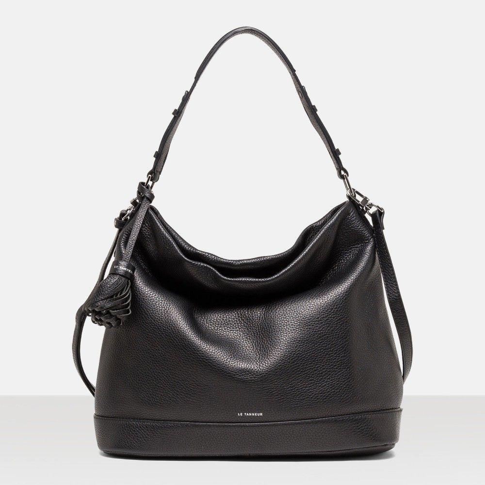 sac a main cuir femme le tanneur. Black Bedroom Furniture Sets. Home Design Ideas