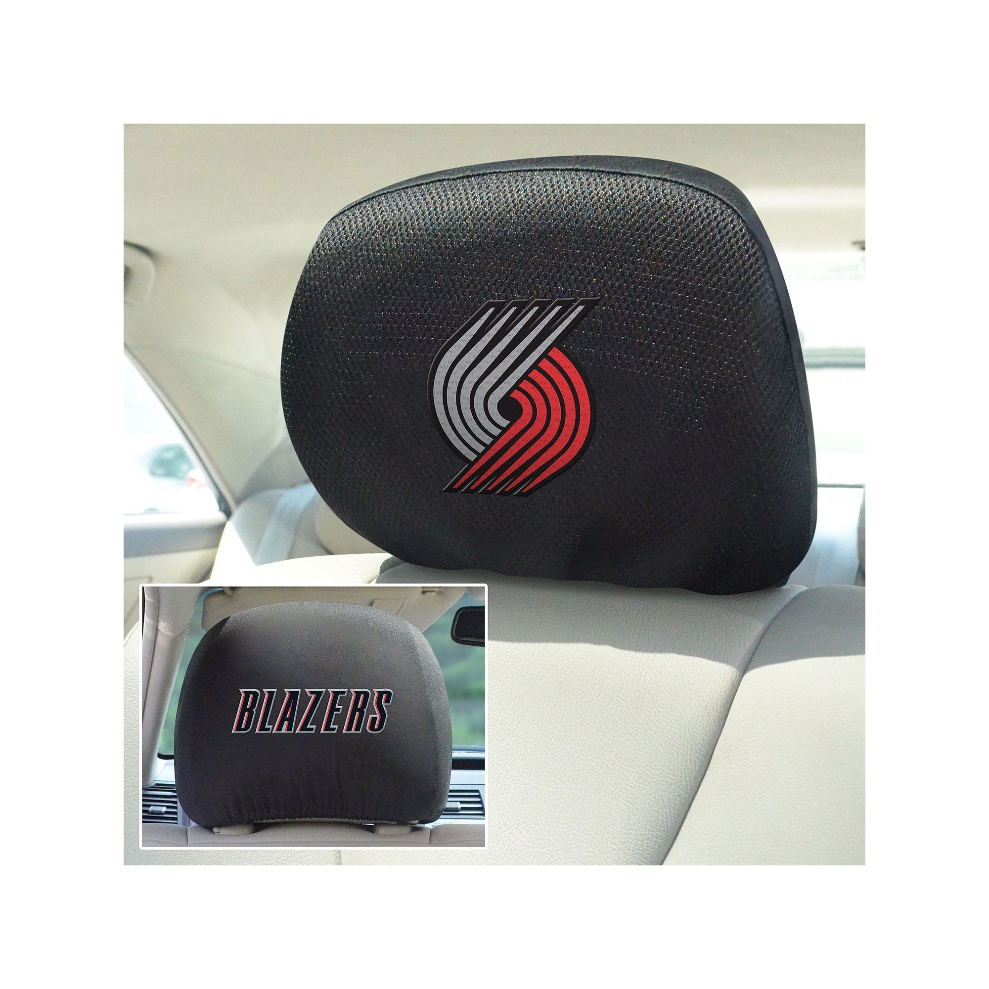 FANMATS NCAA University of Oklahoma Sooners Polyester Head Rest Cover