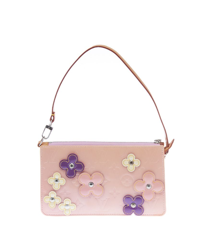 This Louis Vuitton Pink Vernis Leather Lexington Fleurs Pochette bag is now available on our website for $230.00. Check out our full collection of authentic Louis Vuitton items at http://cashinmybag.com/?s=louis+vuitton&post_type=product. Our bags do sell very quickly. But don't worry, new items are listed daily.