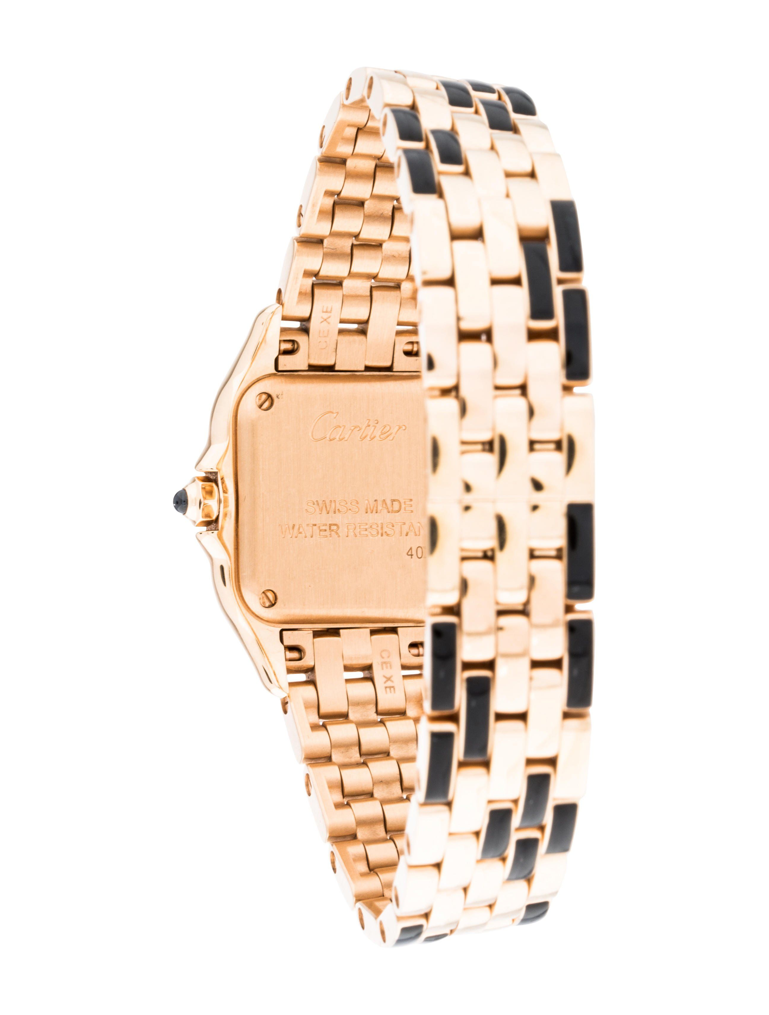 Panthere De Cartier Watch In 2019 Styles Fashion Casual Spring