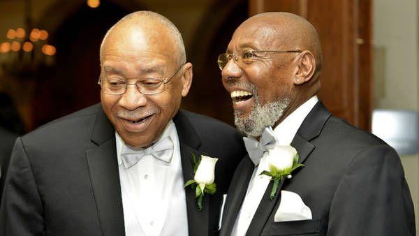 Gay grandfathers