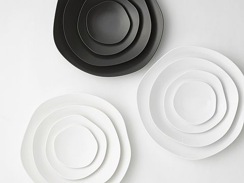 Product of the week minimalist plate set from metaphys interior design ideas