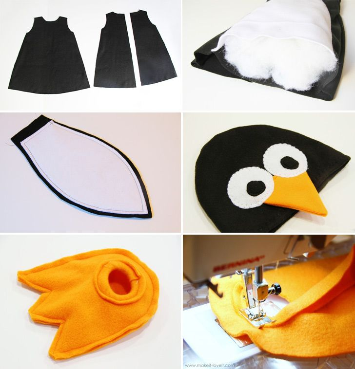 Halloween Kid Penguin Costume Halloween Pinterest Penguin