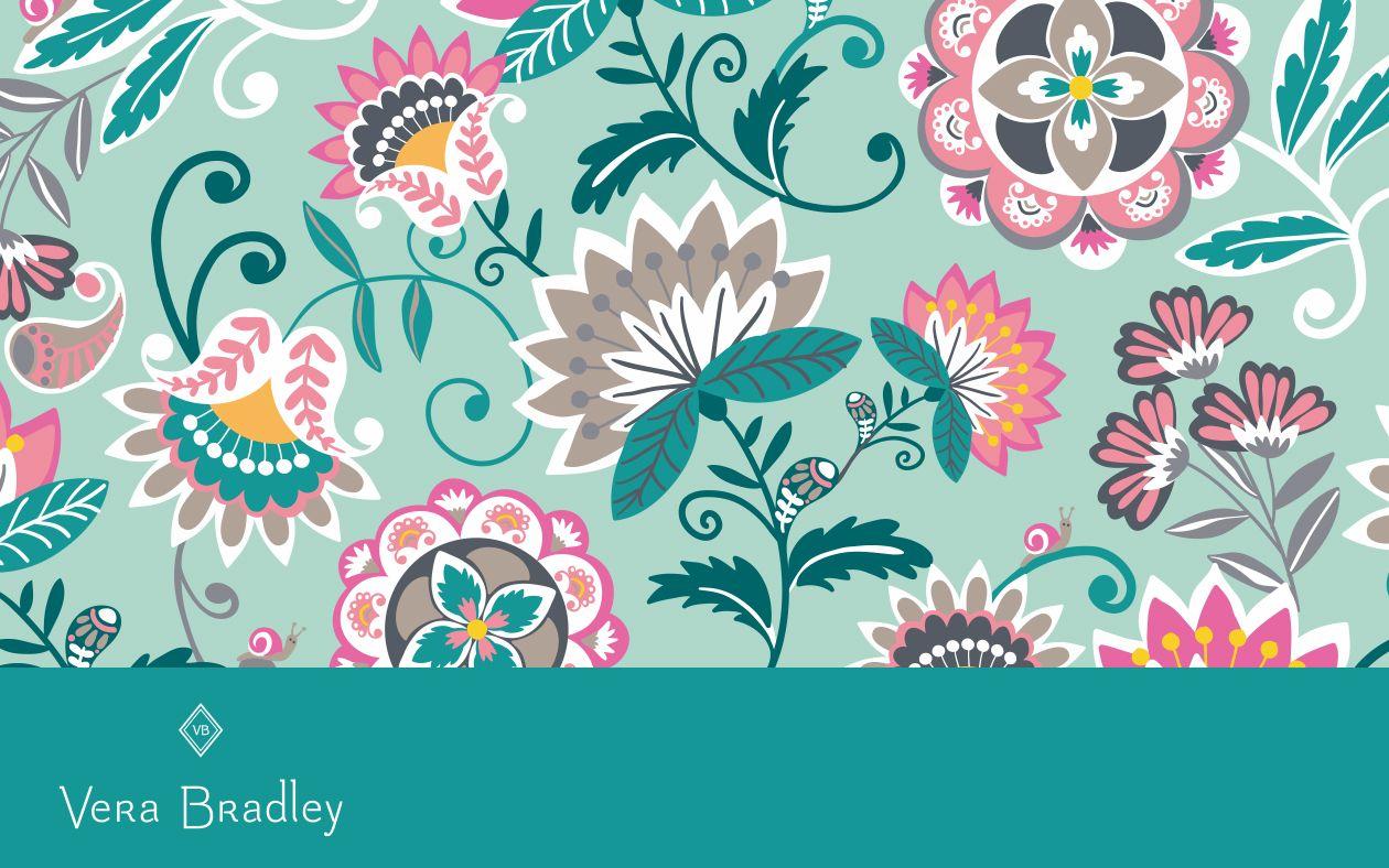 Desktop Wallpaper In Mint Flowers Bright Wallpaper Wallpaper Backgrounds Wallpaper