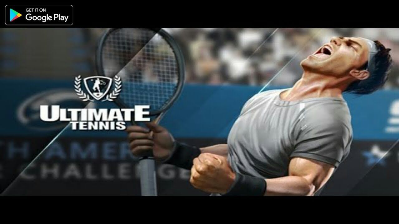 ULTIMATE TENNIS ANDROID GAME Tennis, Tennis games, Cheating