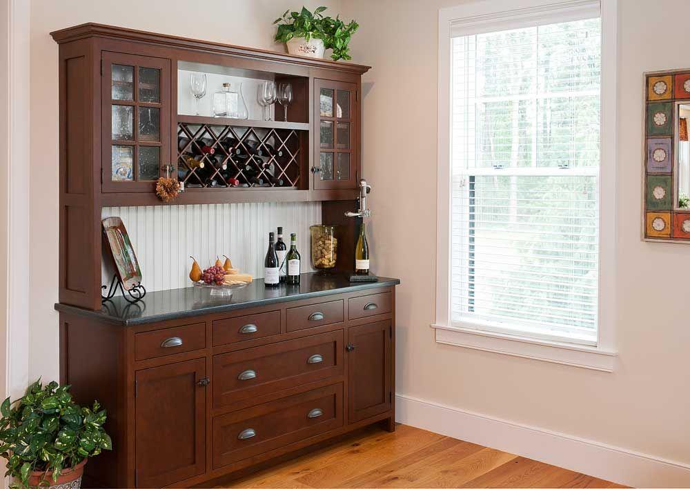 Unique Small Kitchen Hutch Cabinets