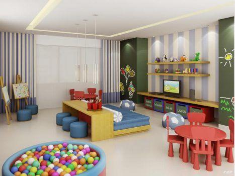 Brinquedoteca em casa como montar 2 baby ideas for Sala de estar infantil