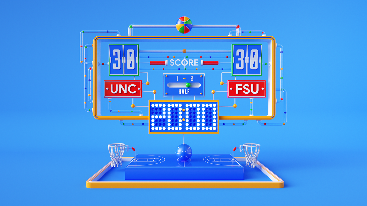 Google cloud NCAA on Behance (With images) Clouds