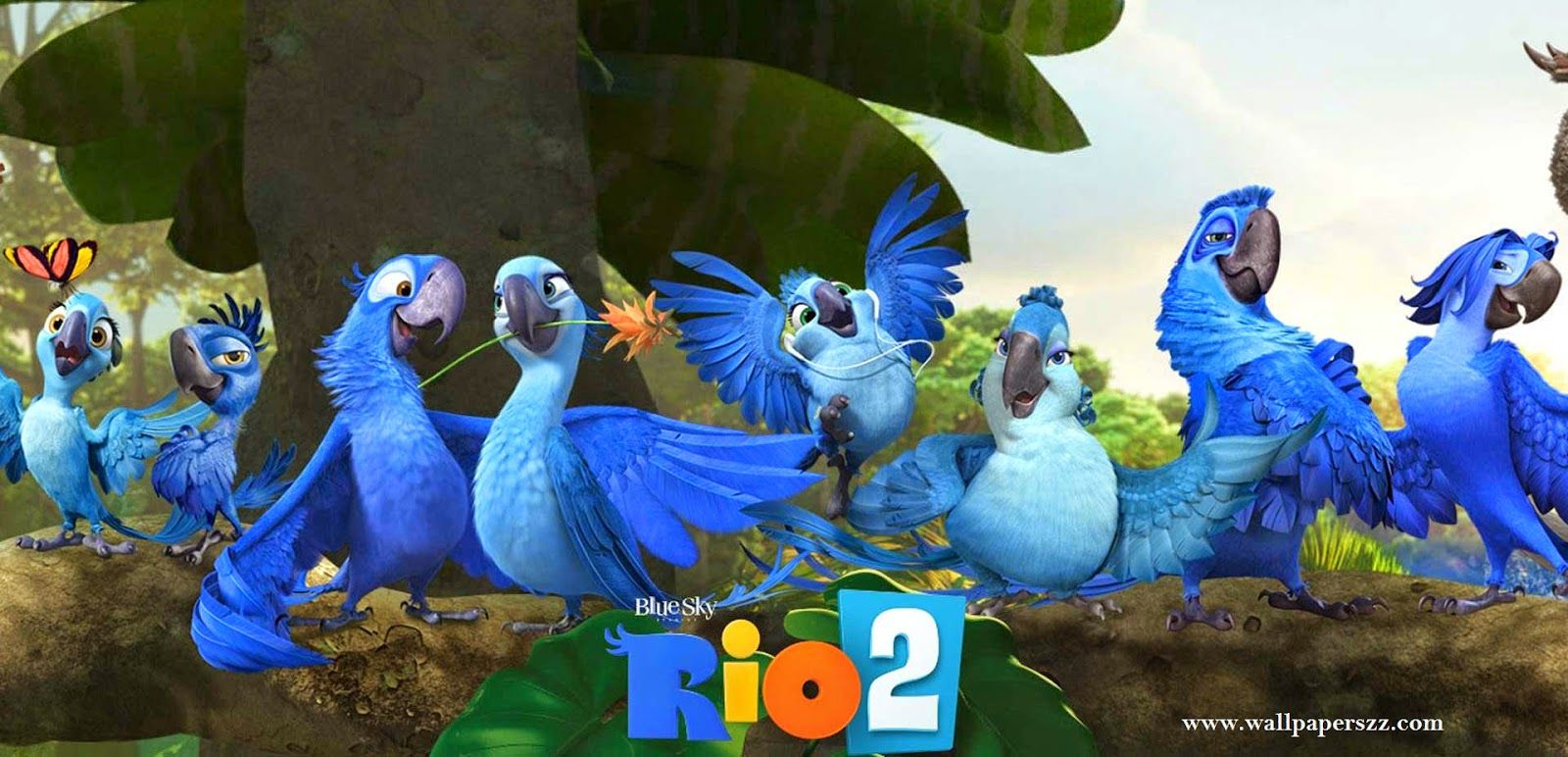 rio 2 (2014) free hd wallpapers free download amazing collection of