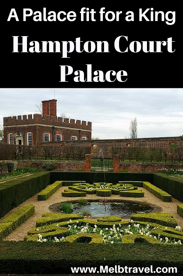 A Palace Fit For King Hampton Court England
