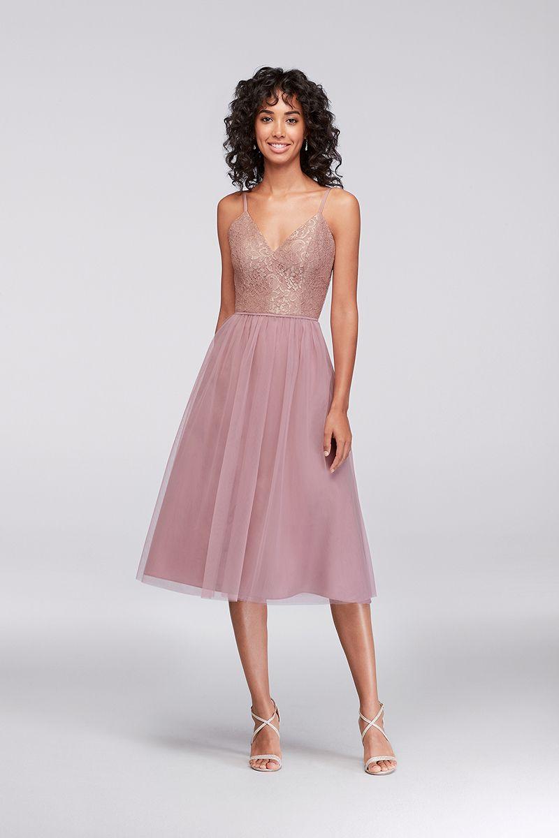 Bridesmaid Dress David\'s Bridal F19704 by David\'s Bridal Bridesmaids ...
