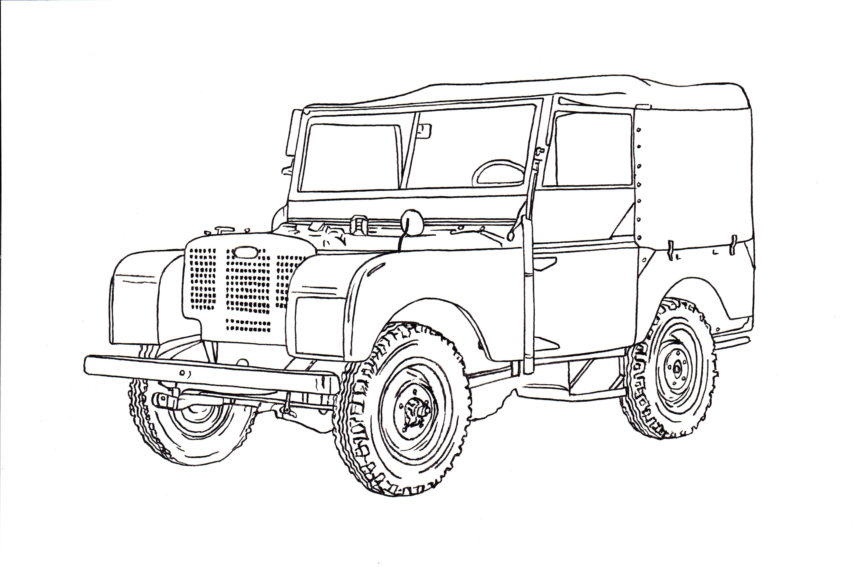 Rover Car