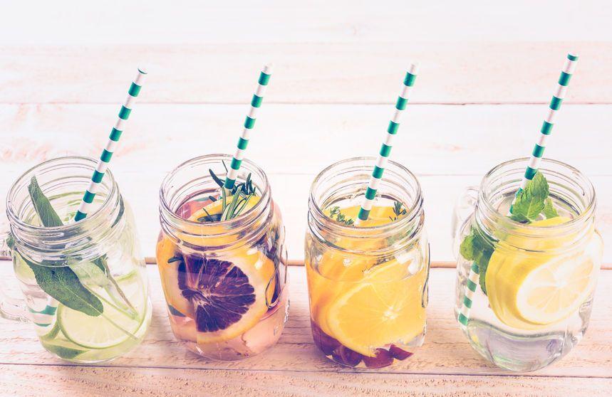 3 Detox Drink Recipes (that actually taste delicious