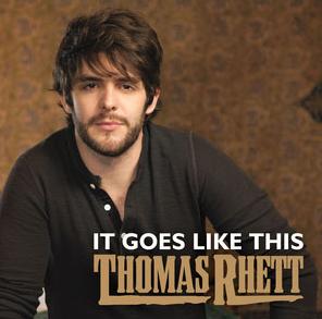 The Hot 100 Chart It Goes Like This Thomas Rhett Thomas Rhett Songs