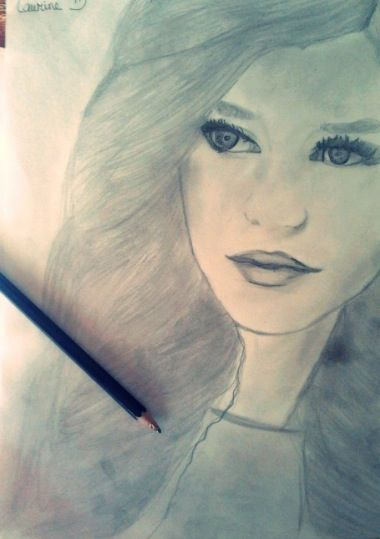 Elanor Calder sketch!!!!!!!!! Credit to @TheMagOfficial