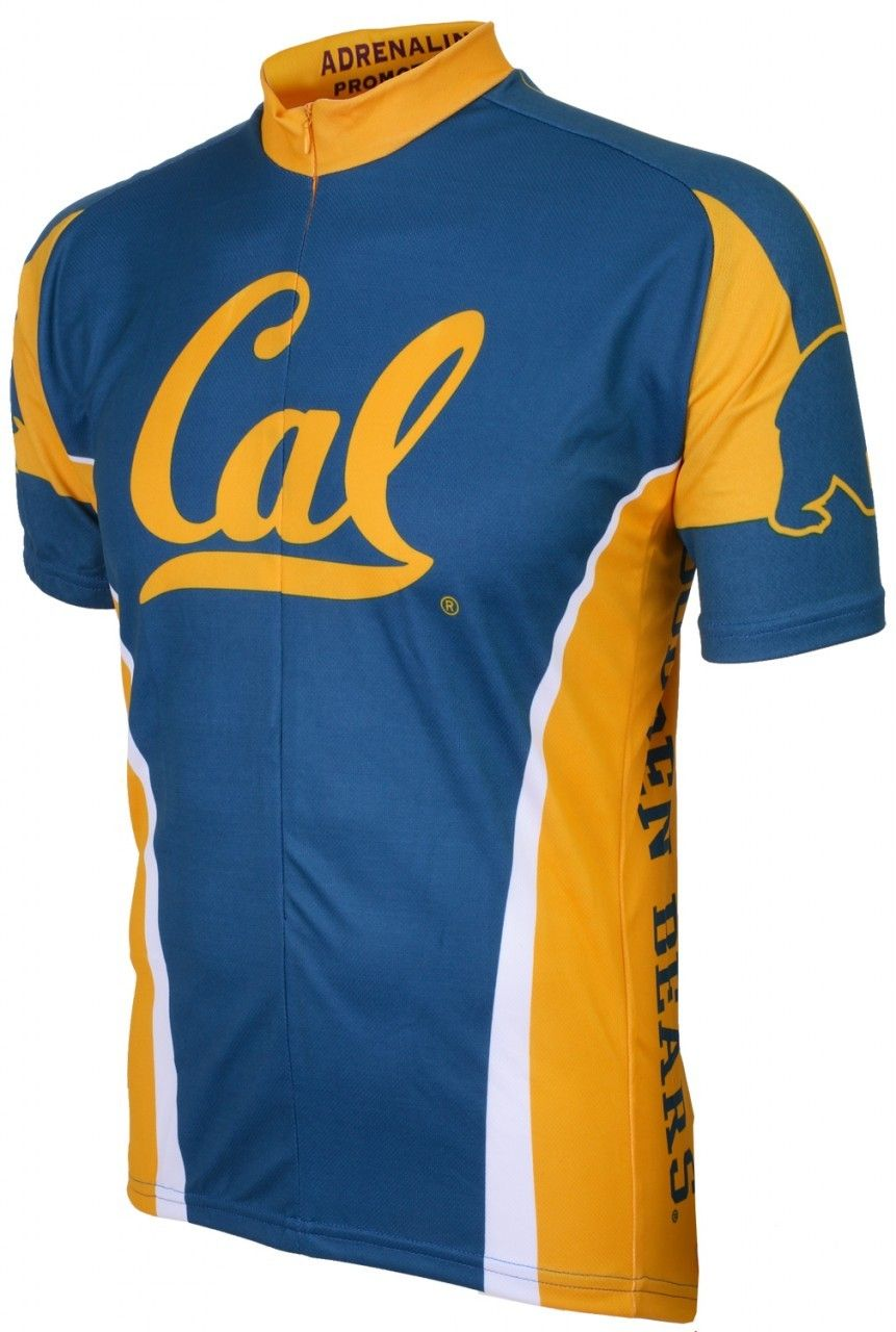 College Cycling Jerseys California Bears Cycling Jerseys