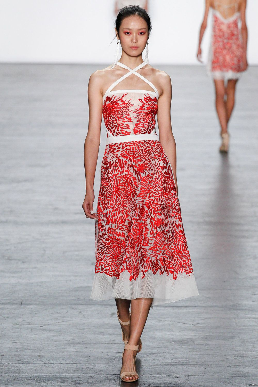 Ziemlich Tadashi Shoji Brautkleider Ideen - Hochzeitskleid Für Braut ...