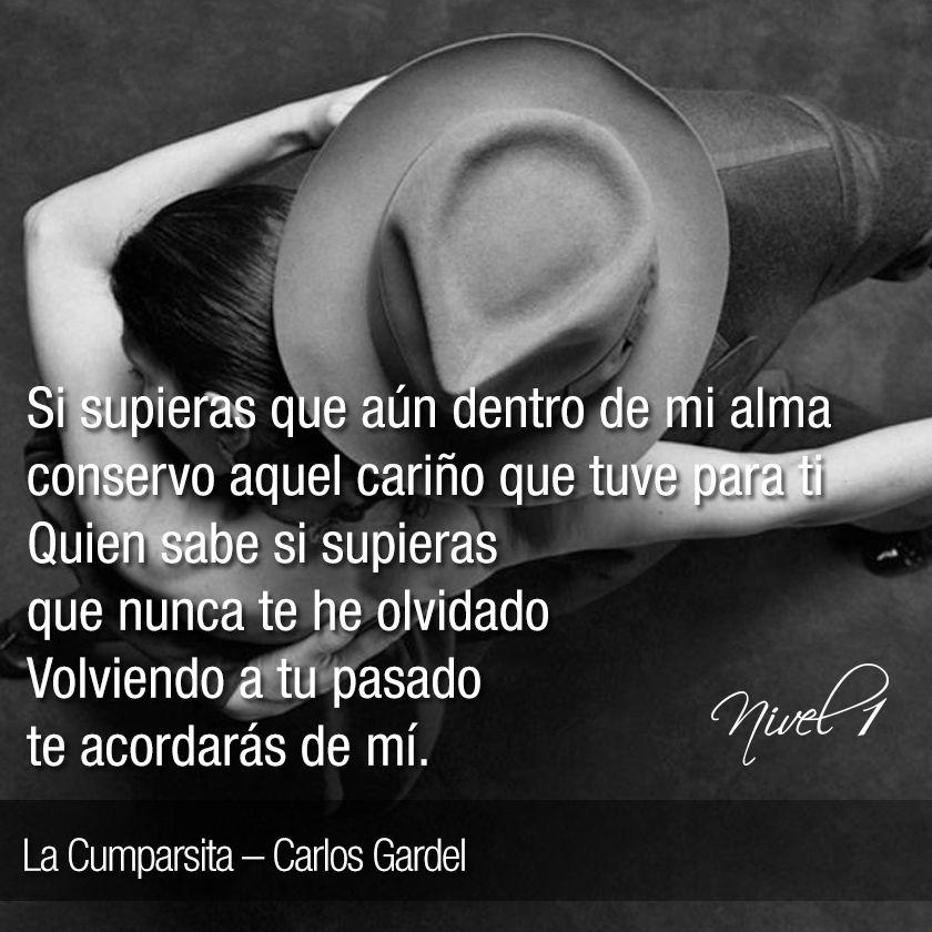 La Cumparsita de Carlos Gardel. Foto: Aldo Sessa