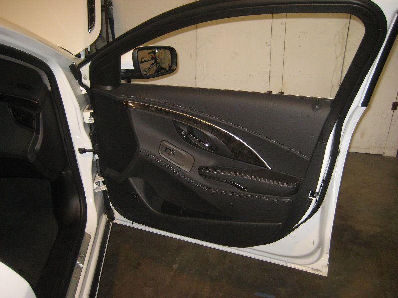Buick Lacrosse Door Panel Removal Speaker Upgrade Guide 001 Buick Lacrosse Lacrosse Buick