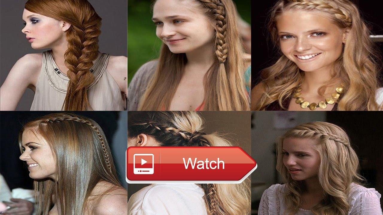 Cool Easy Hairstyles Inspiration Top Hairstyles For Teenage Girls Cute Hairstyles For Girls Easy Cool