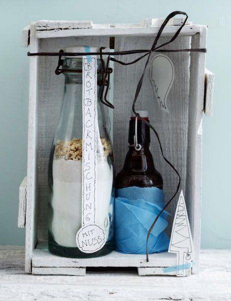 Walnuss-Bier-Brot - Weihnachten Geschenke aus der Küche - 1 - geschenke aus der küche rezepte