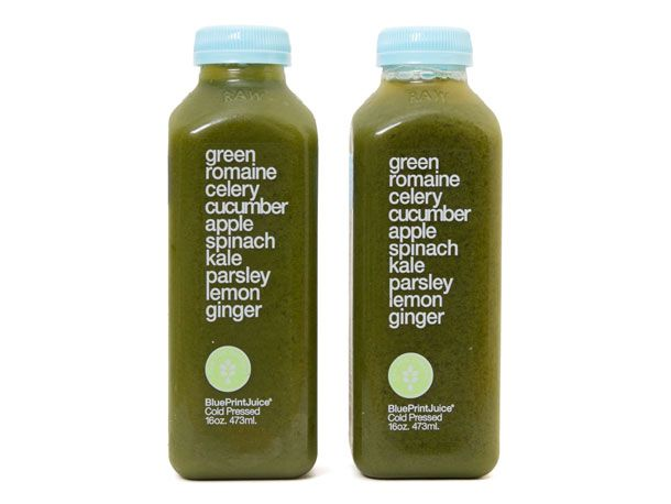 Taste Test We Try 9 Green Juices More Celery ideas - new blueprint cleanse green
