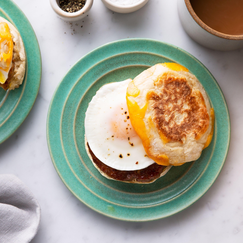 Classic Breakfast Sandwich Recipe Classic Breakfast Breakfast