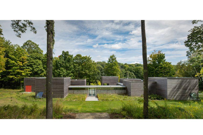 Artist Retreat Architect Magazine Gluck+, NY, Single