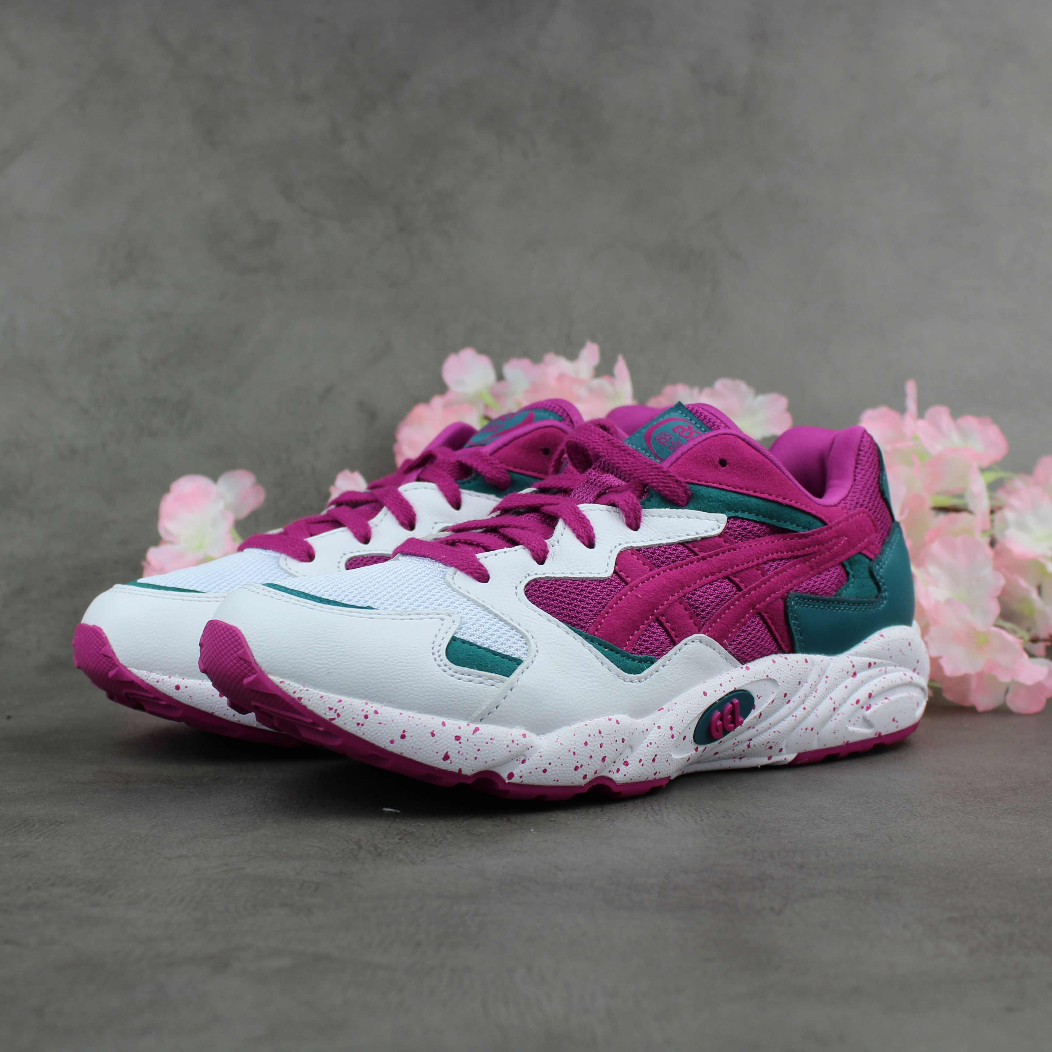 Asics Gel-Diablo Trainers In White H809L-3232 sale shop offer Cheapest for sale 2014 unisex online discount official dy1KTKE