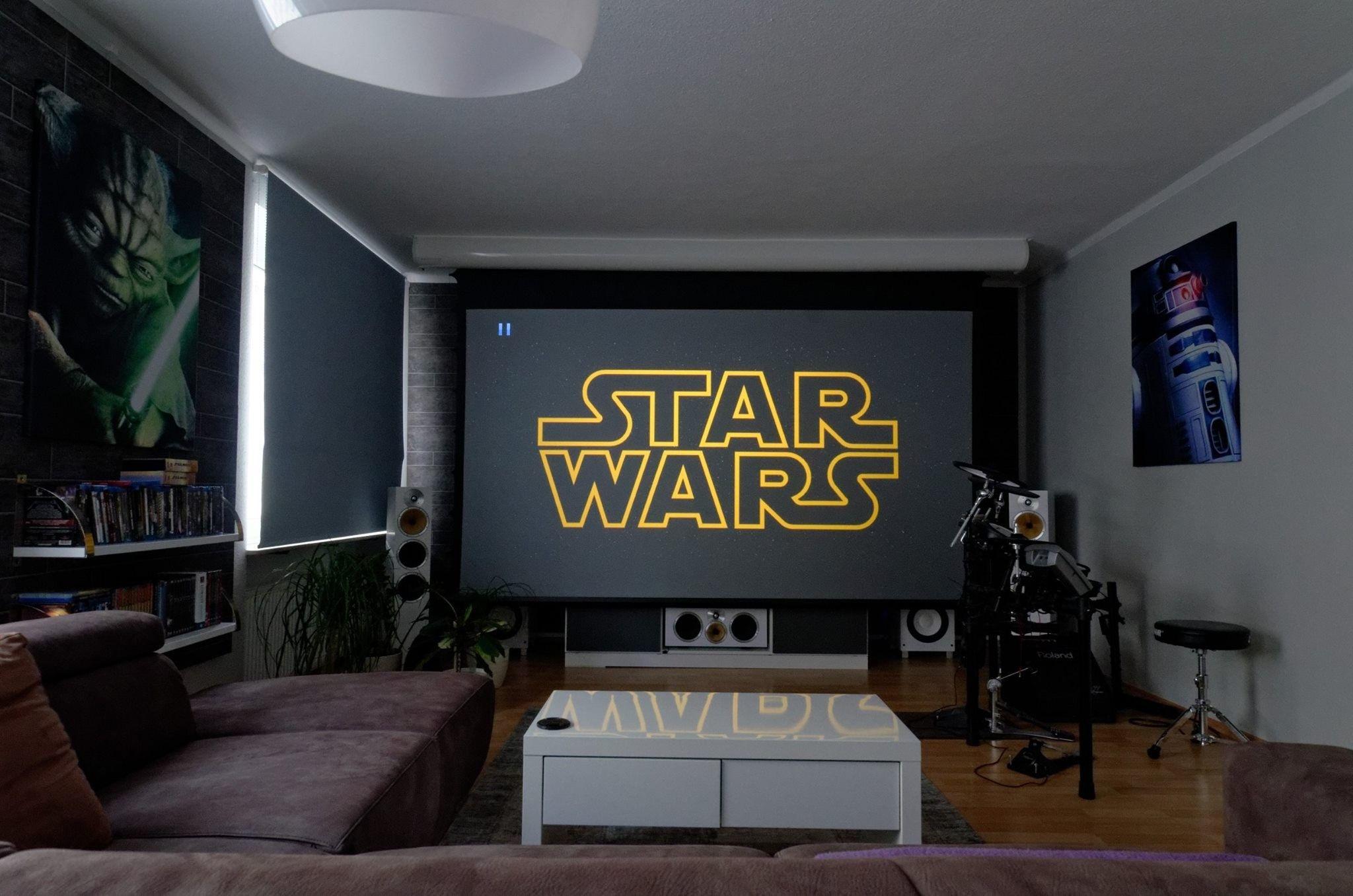 heimkino wohnzimmer ideen wohn design. Black Bedroom Furniture Sets. Home Design Ideas