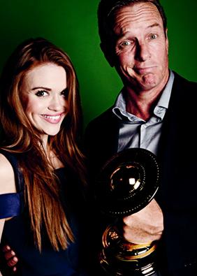 Holland + Linden | Saturn Awards.