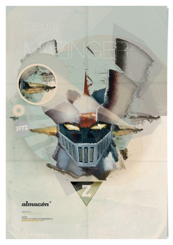 Mazinger Z - Tribute, by Almacén