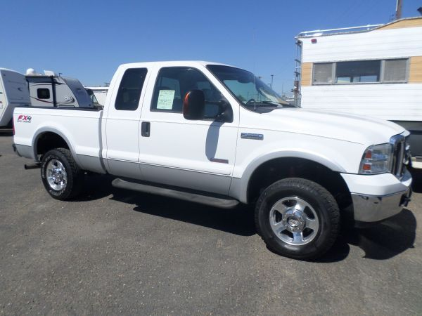 2005 Ford F250 Super Duty Super Cab Xlt Fx 4 F250 Super Duty F250 Ford F250