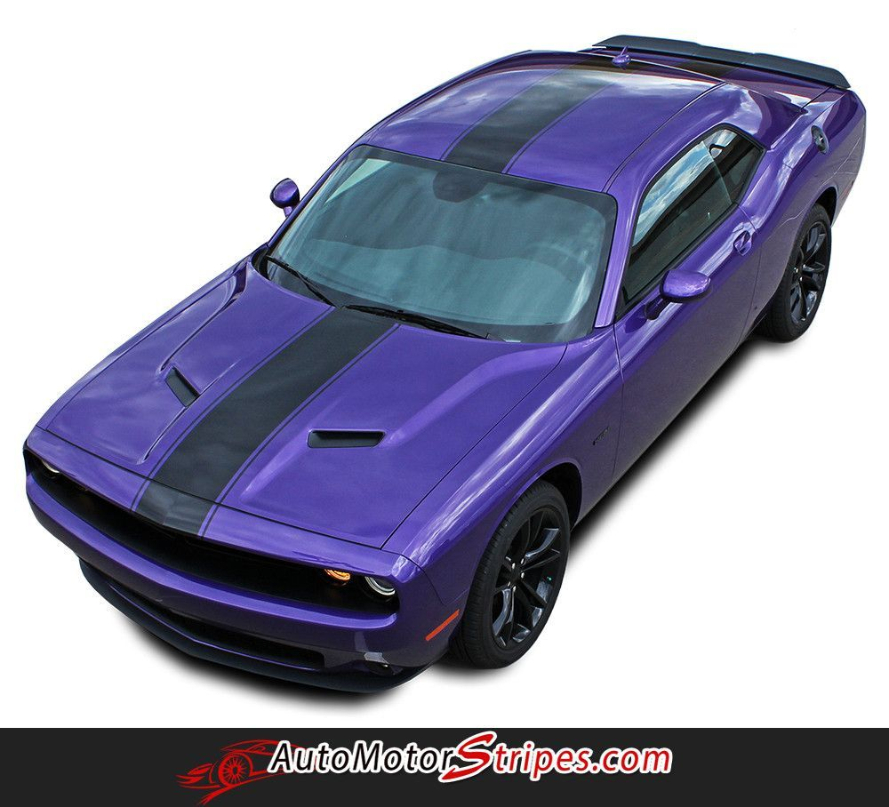 2015 2017 dodge challenger finish line mopar factory style redline rallye center racing vinyl graphics