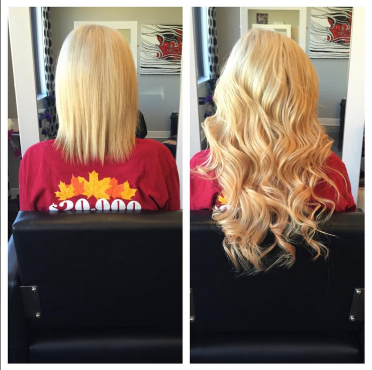 This Fabulous Hair Transformation Was Done By Chelsea Reid Using