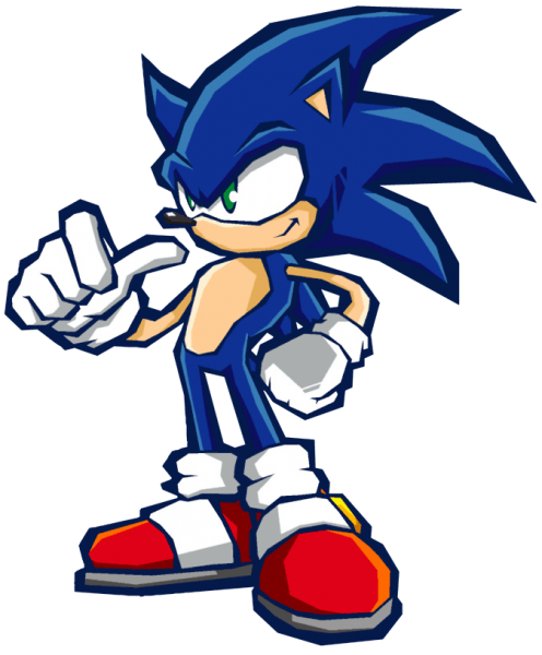 Sonic Battle Game Boy Advance Official Artwork Hedgehog Art Sonic The Hedgehog Sonic