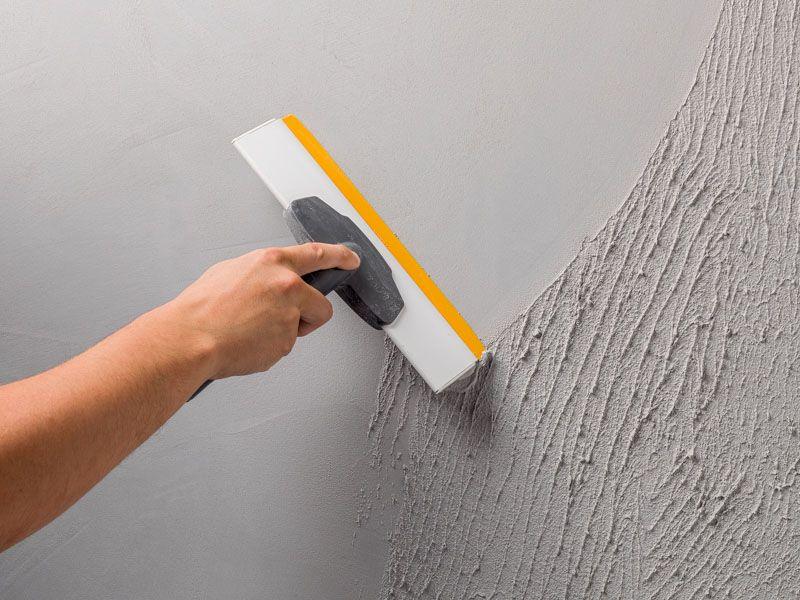 Enduit Decoratif Comment Appliquer Saneo Beton Mural Parement
