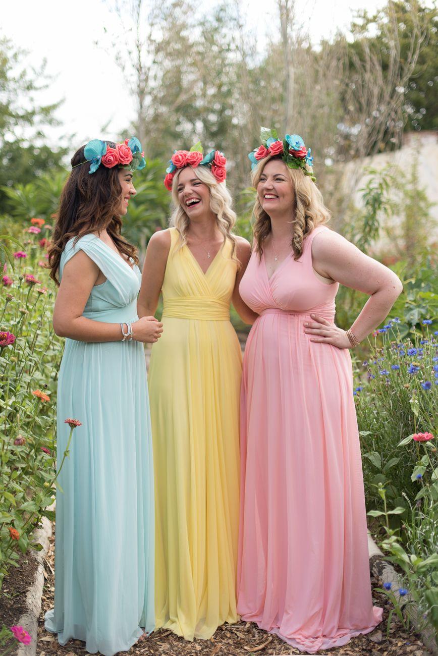 Beautiful spring bridesmaid dress ideas to mix match beautiful spring bridesmaid dress ideas to mix match ombrellifo Images