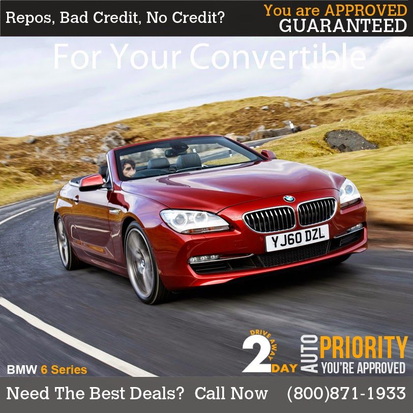 Guaranteed Credit Autos News Drive Away 2day Bmw 6 Series