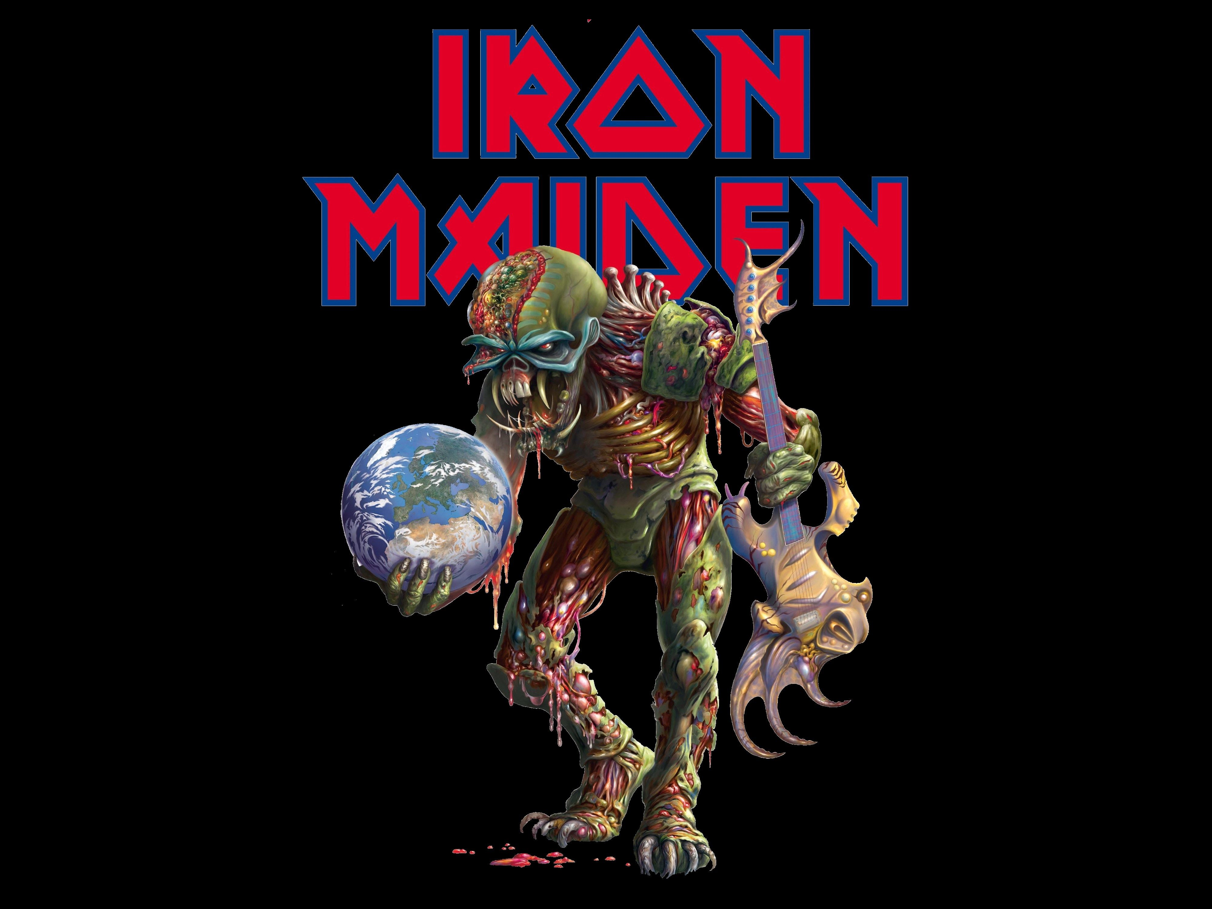 Iron Maiden 4k Wallpaper 4000x3000