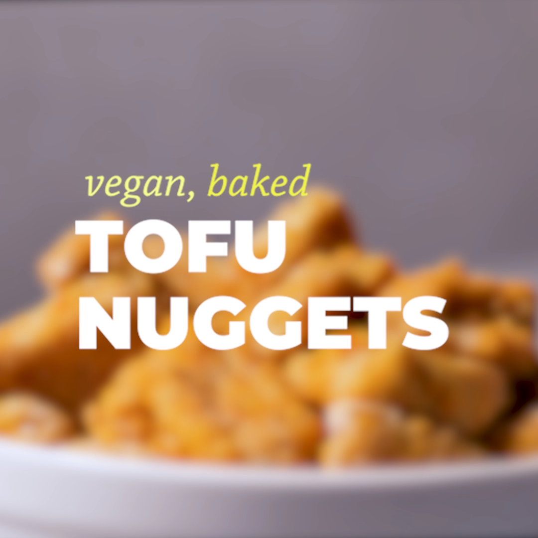 Photo of Vegan Tofu Nuggets