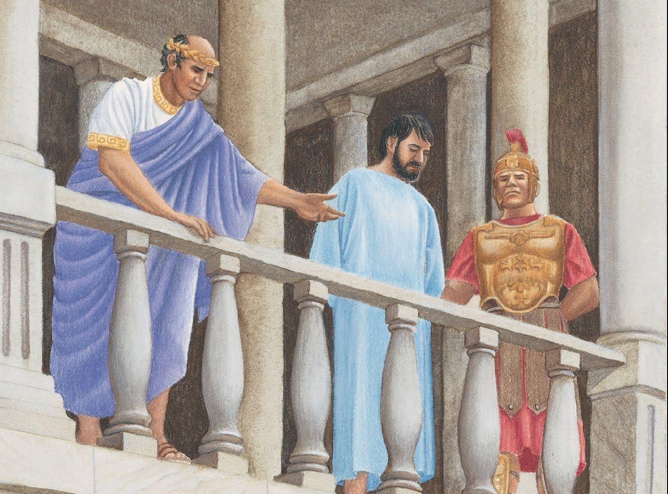 87 - ישוע נידון למוות